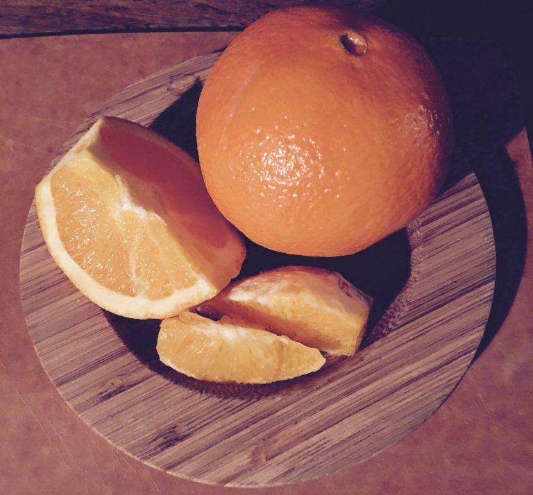 fascia orange