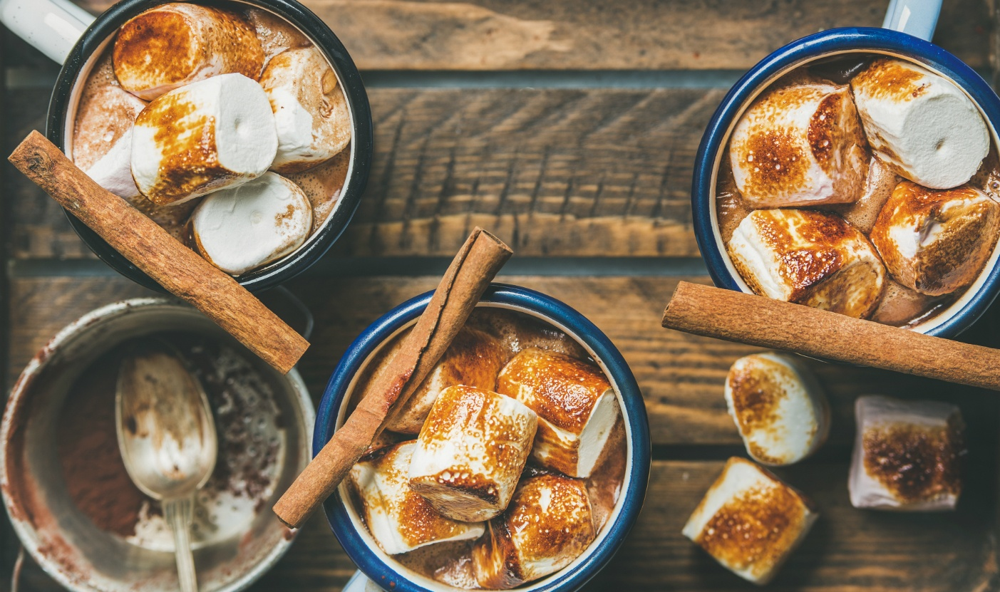 Recipe: Hot Chocolate With Adaptogens and Tonic Herbs