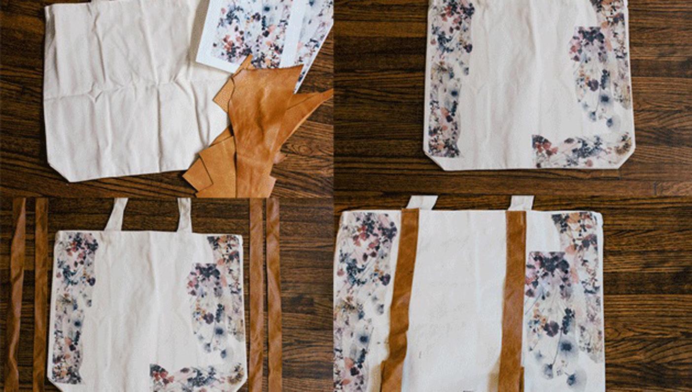 Styling Until Savasana Diy Yoga Mat Bag