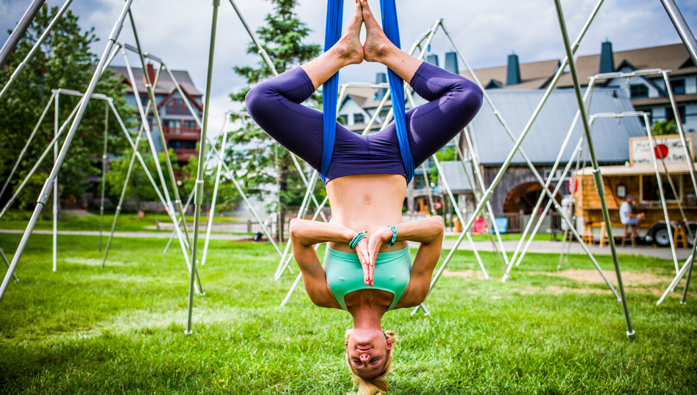 8 essential aerial yoga poses you have to try  rh   wanderlust