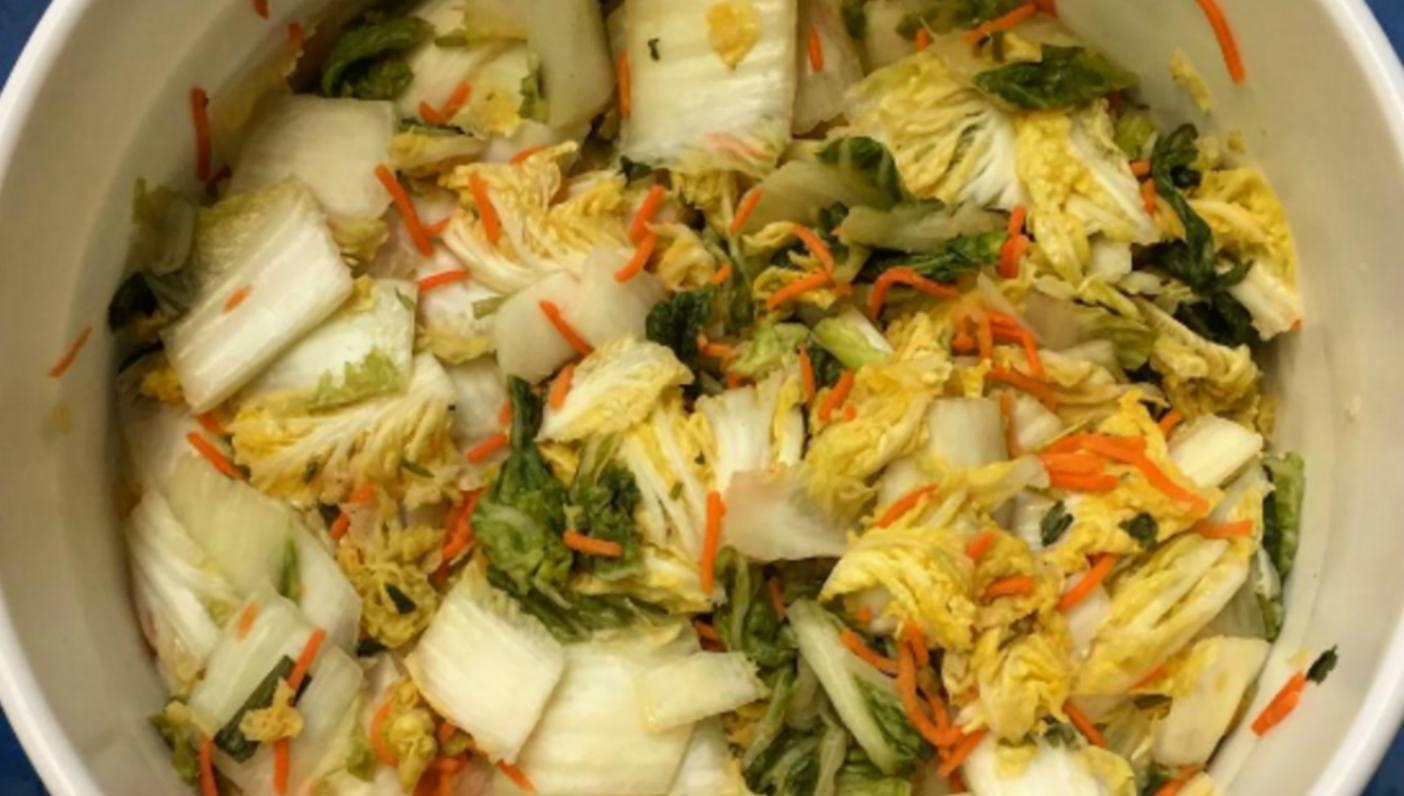 Your Probiotics Tour: Kimchi